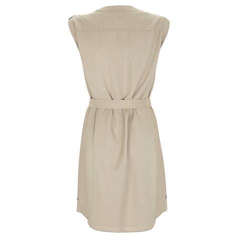 Buy Mint Velvet Military Dress Online at johnlewis.com