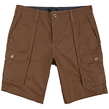 Buy Ted Baker Ronweas Smart Cargo Shorts Online at johnlewis.com