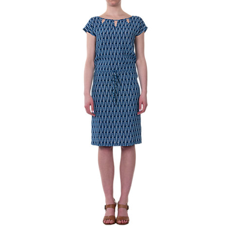 Buy allegra by Allegra Hicks Lorna Dress, Shells Blue Online at johnlewis.com