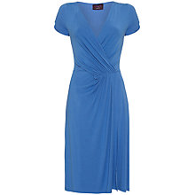 Buy allegra by Allegra Hicks Harper Dress, Cornflower Online at johnlewis.com