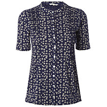 Buy White Stuff Noche Shirt, Dark Komono Online at johnlewis.com