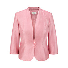 Buy CC Shimmer Jacket, Blush Online at johnlewis.com