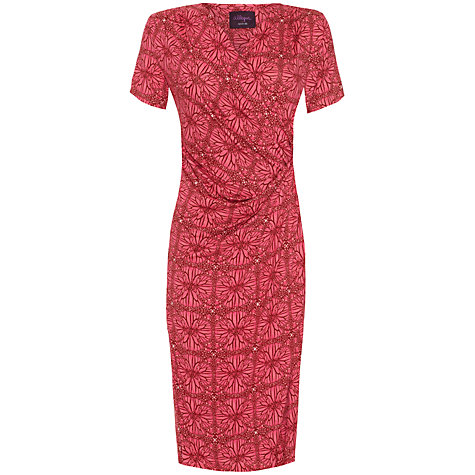 Buy allegra by Allegra Hicks Clematis Dress, Butterflies Pink Online at johnlewis.com
