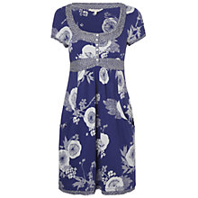 Buy White Stuff Mid Morning Kaftan Dress, Komono Purple Online at johnlewis.com