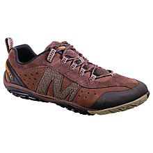 Buy Merrell Venture Leather Walking Shoes, Bracken Online at johnlewis.com
