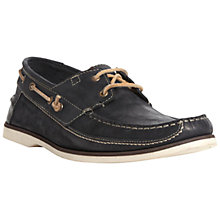 Buy Bertie Louise 3 Leather Boat Shoes Online at johnlewis.com