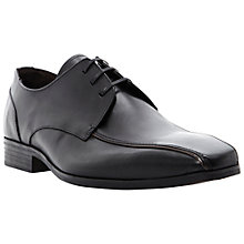 Buy Bertie Andalucia Contrast Trim Tramline Leather Derby Shoes Online at johnlewis.com