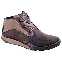 Buy Merrell Mountain Kicks Leather Boots Online at johnlewis.com