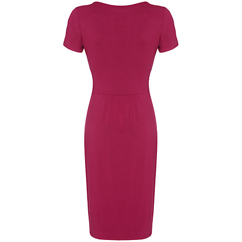 Buy allegra by Allegra Hicks Star Dress, Cerise Online at johnlewis.com