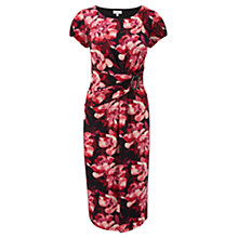 Buy CC Blush Rose Print Jersey Dress, Multi Online at johnlewis.com