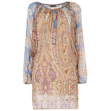 Buy Phase Eight Made in Italy Rue Tunic Dress, Multi Online at johnlewis.com