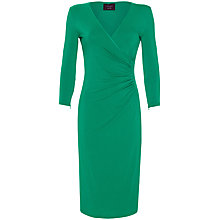 Buy allegra by Allegra Addison Dress, Emerald Online at johnlewis.com