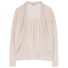 Buy Reiss Sheer Knitted Cover Up Online at johnlewis.com