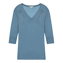 Buy Reiss V-Neck T-Shirt Online at johnlewis.com