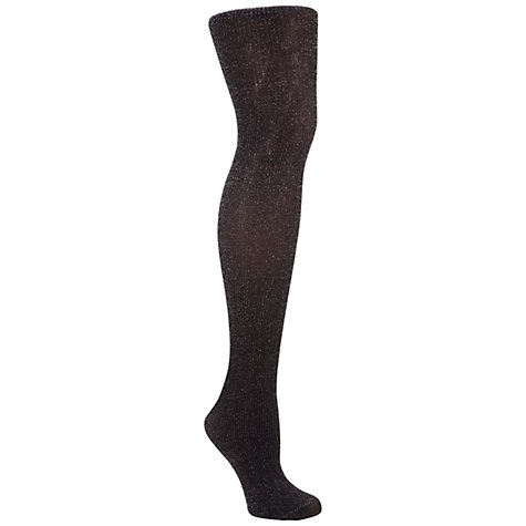 Buy John Lewis 110 Denier Glitter Tights Online at johnlewis.com