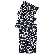 Buy Whistles Giraffe Print Scarf, Blue/Multi Online at johnlewis.com