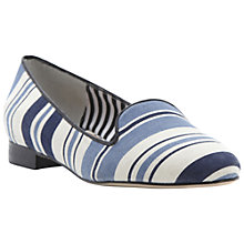 Buy Pied A Terre Godda Striped Slipper Shoes Online at johnlewis.com