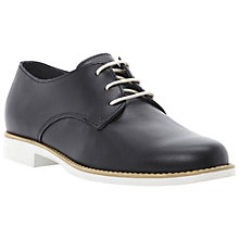 Buy Dune Luca Leather Lace Up EVA Sole Shoe Online at johnlewis.com