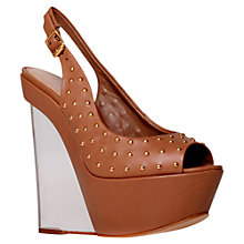 Buy Carvela Gust Platform Occasion Shoes Online at johnlewis.com