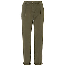 Buy Whistles Ally Chinos, Khaki Online at johnlewis.com