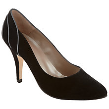 Buy John Lewis Copicio Court Shoes, Black Online at johnlewis.com