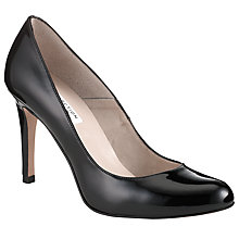 Buy COLLECTION by John Lewis Kidman Court Shoes, Black Online at johnlewis.com