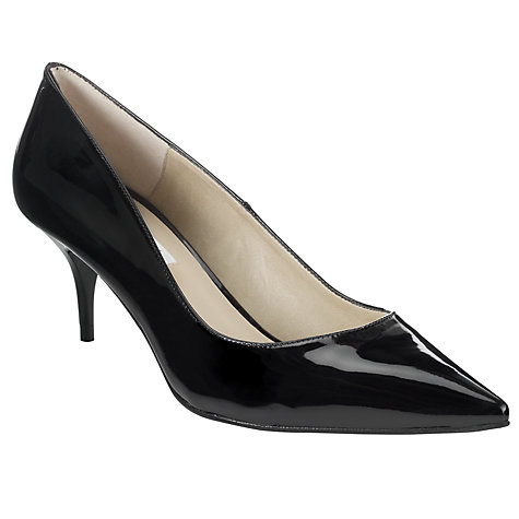 Buy COLLECTION by John Lewis Jolie Kitten Heels, Black Online at johnlewis.com