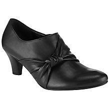 Buy Gabor Agnes Court Shoes, Black Online at johnlewis.com
