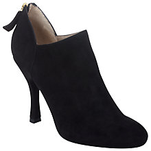 Buy Unisa Pau Shoe Boots, Black Online at johnlewis.com