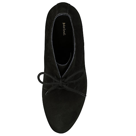 Buy John Lewis Madrid Shoe Boots, Black Online at johnlewis.com
