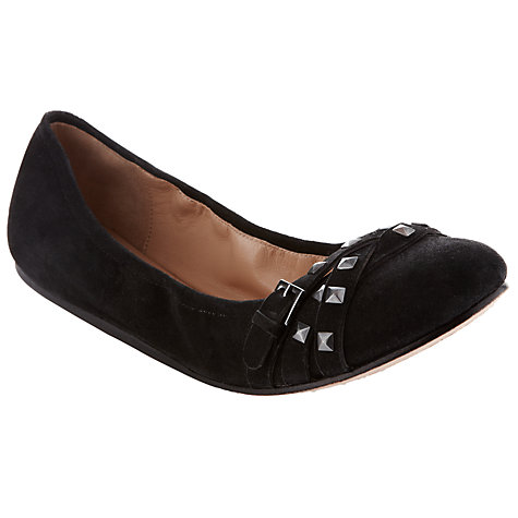Buy Collection WEEKEND by John Lewis Khamun Studded Pump Shoes Online at johnlewis.com