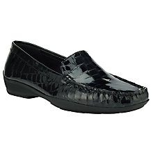 Buy John Lewis Pattie Crocodile Print Shoes Online at johnlewis.com