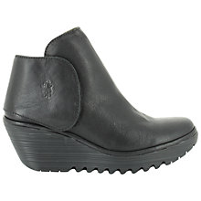 Buy Fly London Yogi Leather Boots Online at johnlewis.com
