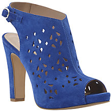 Buy Pied A Terre Letha Laser Cut Out Heeled Sandals Online at johnlewis.com