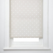 Buy John Lewis Dots Daylight Roller Blind Online at johnlewis.com