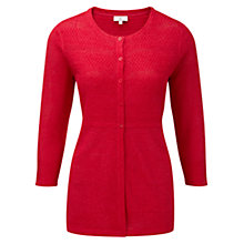 Buy CC Fine Gauge Cardigan, Watermelon Online at johnlewis.com