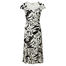 Buy CC Tropical Print Dress, Multi Online at johnlewis.com