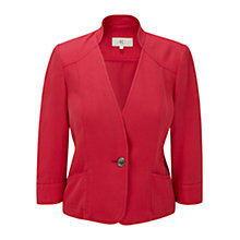 Buy CC Topstitch Jacket, Watermelon Online at johnlewis.com