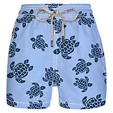 Buy Vilebrequin Moorea Boys' Turtle Swim Shorts Online at johnlewis.com