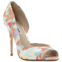 Buy Dune Deluxe Court Shoe Online at johnlewis.com