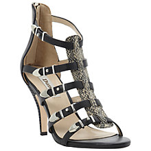 Buy Dune Heartfelt Sandals, Multi Online at johnlewis.com