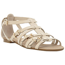 Buy Dune Jinxed Gladiator Sandals Online at johnlewis.com