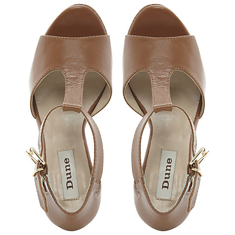 Buy Dune Gem Wedge Shoes Online at johnlewis.com