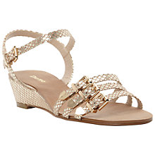 Buy Dune Gripped Sandals Online at johnlewis.com