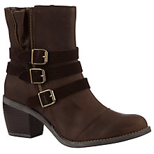 Buy Hush Puppies Rustique Western Ankle Boots Online at johnlewis.com