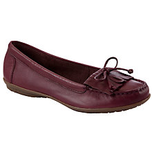 Buy Hush Puppies Ceil Moccasin Shoes Online at johnlewis.com