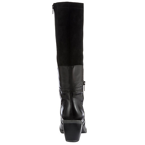 Buy Hush Puppies Rustique Calf Boots Online at johnlewis.com