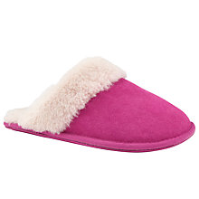 Buy John Lewis Vivaldi Mule Slippers Online at johnlewis.com