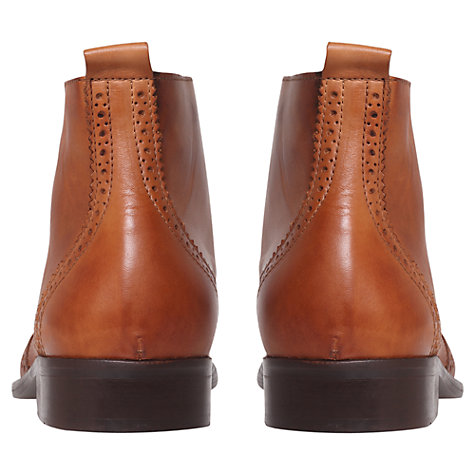 Buy KG by Kurt Geiger Dorset Leather Brogue Boots Online at johnlewis.com