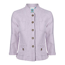 Buy White Stuff Elodie Jacket, Pink Online at johnlewis.com